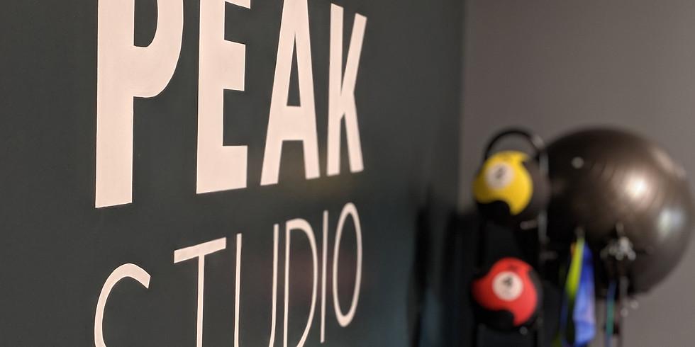 The Peak Studio Grand Opening