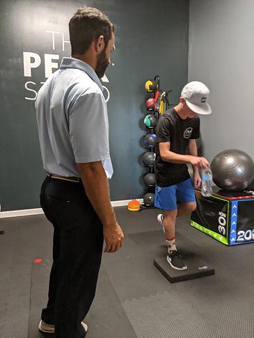 Personal Training Golf Fitness The Peak