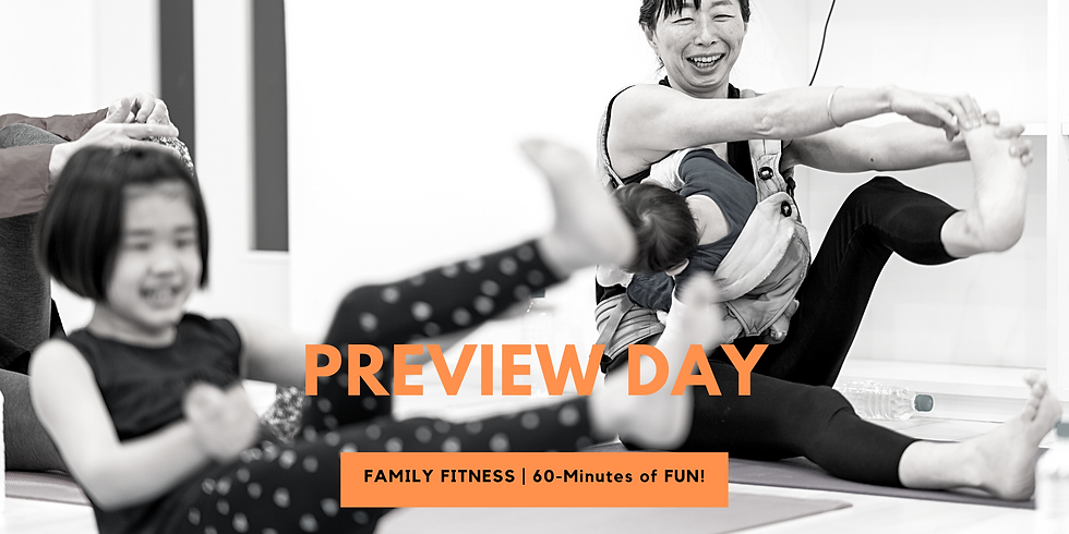 Preview Class - 7 PM Family Fitness