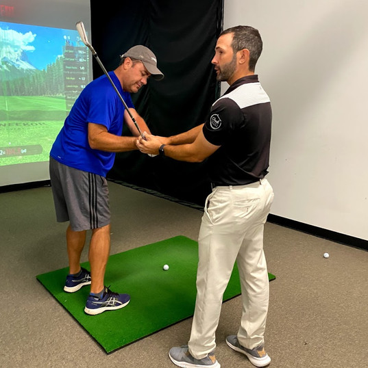 Golf Instruction with RJ Milford, PGA.jp