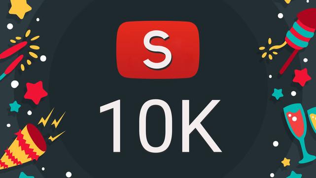 10.000 ISCRITTI!