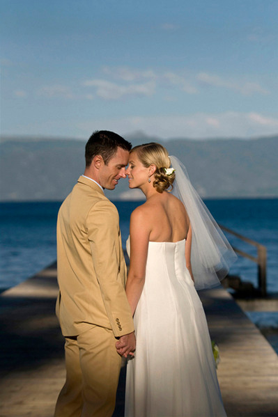 wedding portraits lake tahoe wedding pho