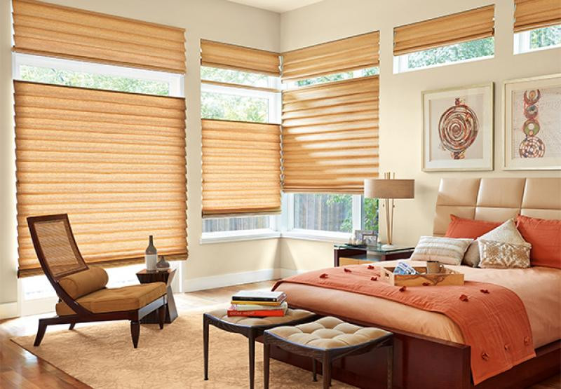 Why Hunter Douglas Roman Shades Are Such A Great Choice for Your Home