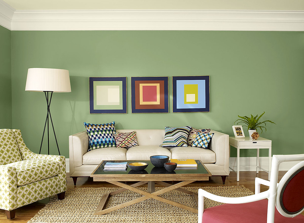 Which Benjamin Moore Green Are You? SF Paint Store Dogpatch, Potrero Hill & Mission Bay Paint Store