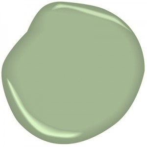 Sea Green CW-515 SF Paint Store Dogpatch, Potrero Hill & Mission Bay Paint Store