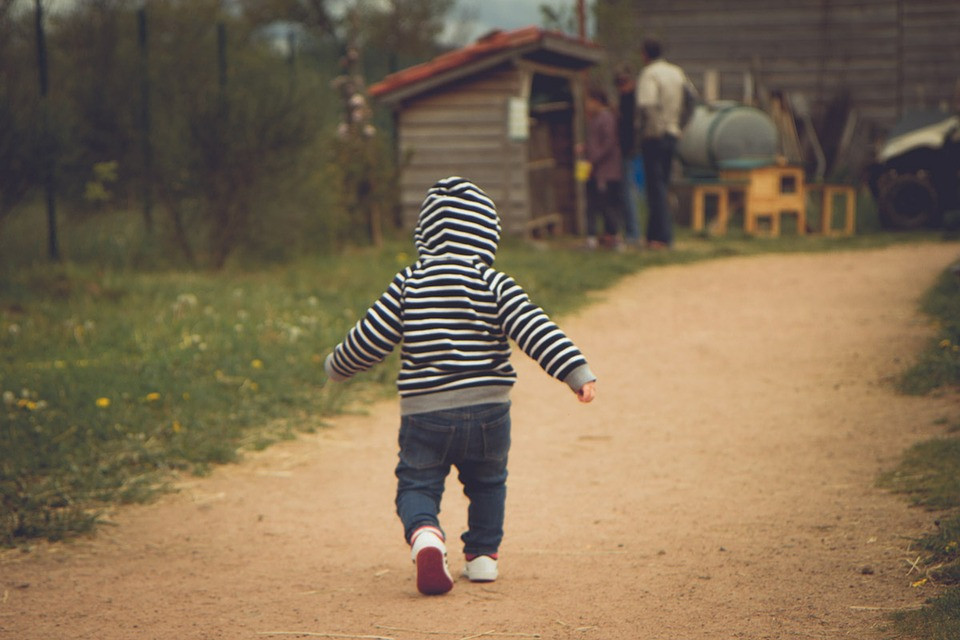 Toddlers on the Move - Walking Adventures