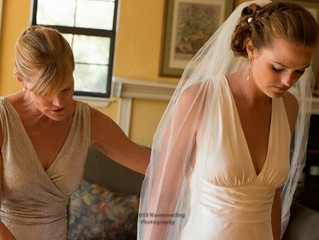 Dressing the Mother of the Bride