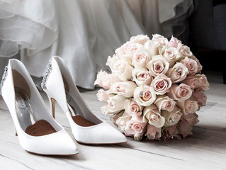 What Style Shoe Should You Wear On Your Wedding Day?