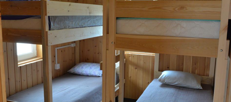 4-х местная спальня