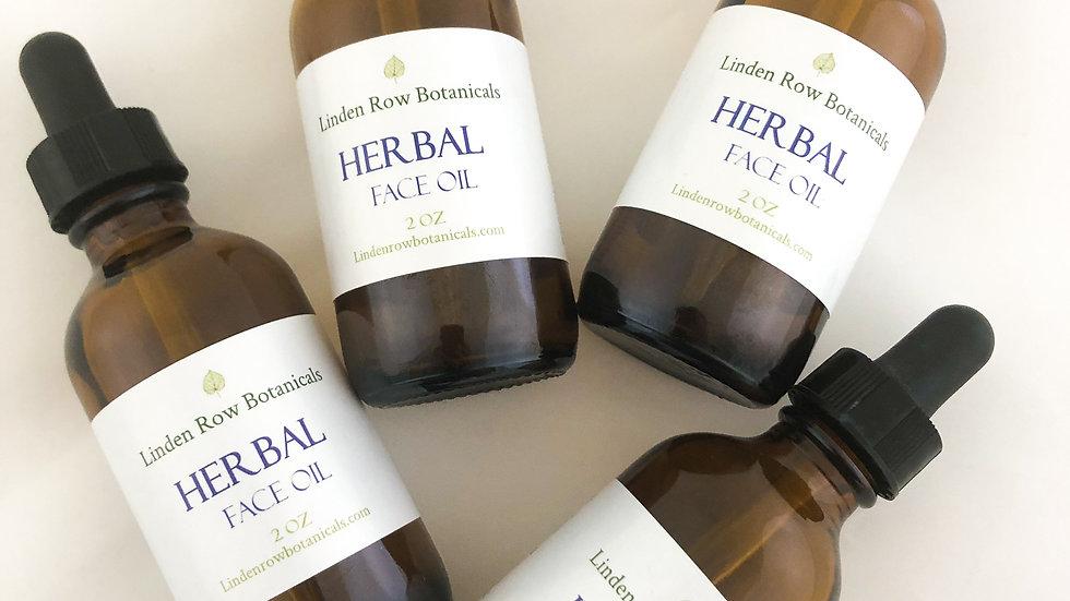 Herbal Face Oil