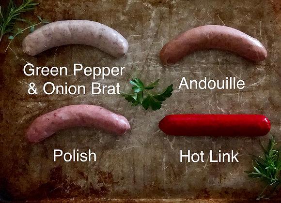 Brats/Link Sausage