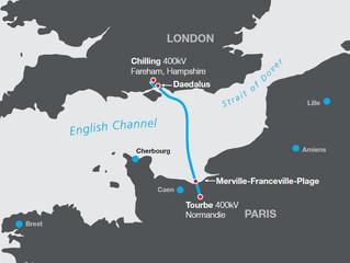 France-UK Interconnnector Damage