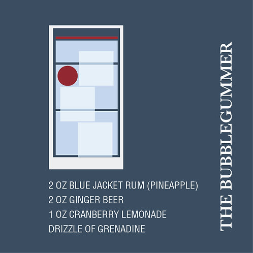 The Bubblegummer Homeschool Cocktail Kit