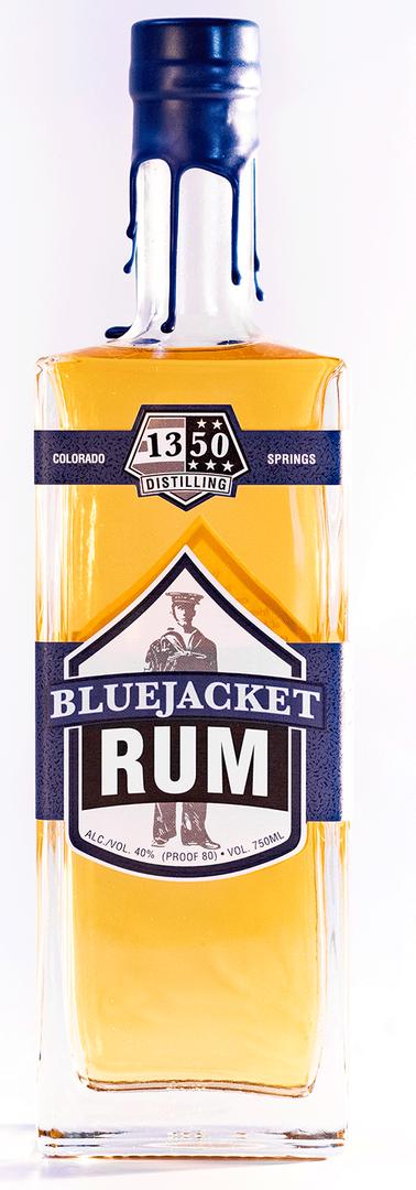 Blue Jacket Rum