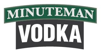 Here's to Minuteman Vodka!