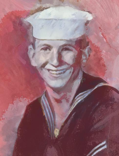 Gaylord Bragg Navy