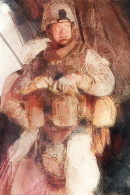 LtCol Phillip Bragg USMC
