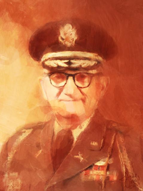 Uncle Phil McIntyre Army