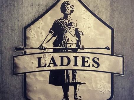 Best Ladies' Restroom in Town