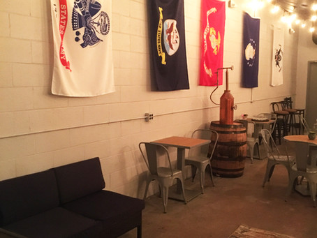 1350 Distilling Room Rentals Now Available for Holidays and Beyond