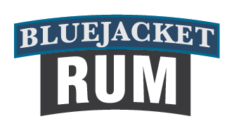 Logo Rocker for Blue Jacket Rum