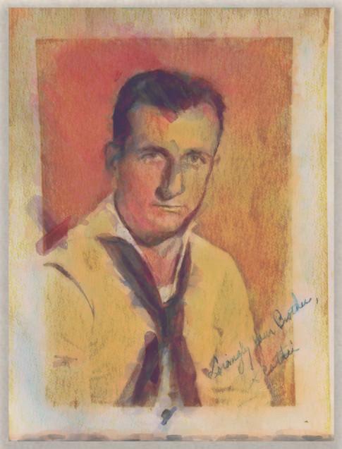 Uncle Scott McIntyre Navy