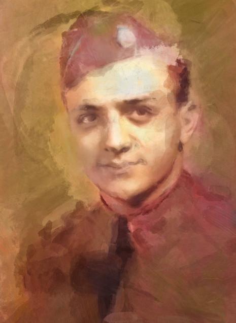 Giovanni Condemi Army WWII