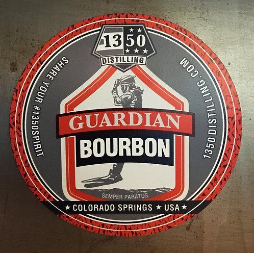 Guardian Bourbon Magnet
