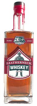 Leatherneck Whiskey (Rye)
