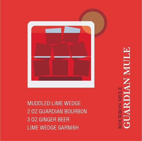 Guardian Mule (Bourbon Mule) Packaged Kit