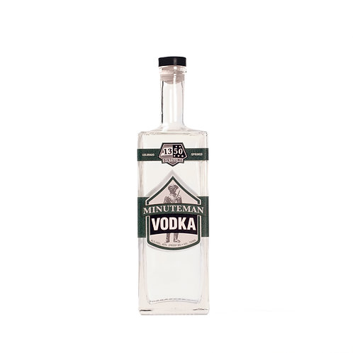 Minuteman Vodka