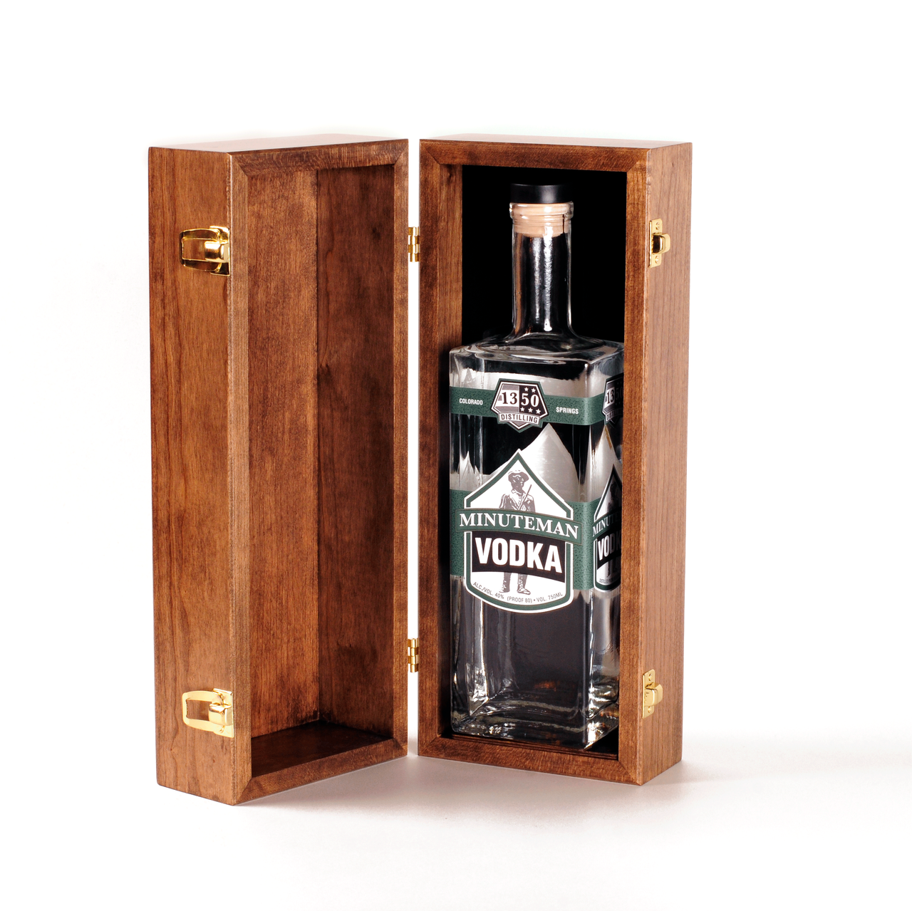 Minuteman Vodka Founders Collection