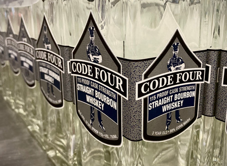 Pre-Order Code Four Bourbon Now