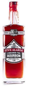Five Alarm Cinnamon Fire Bourbon
