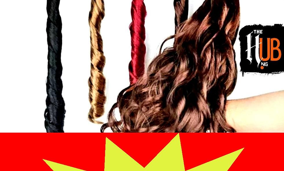 10 Bundles French Curls Braiding Hair Attachment