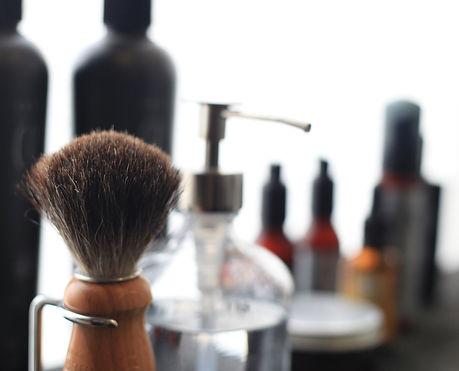Skäggprodukter och skäggvård