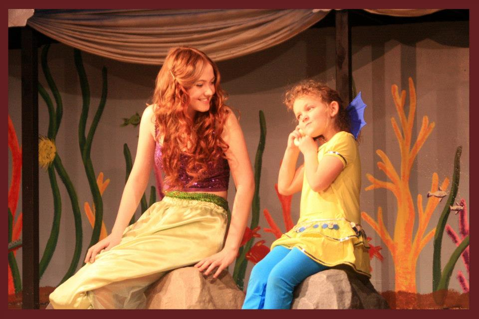 Little Mermaid Jr. -  2013