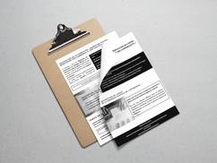 Plaquette commerciale - AJM