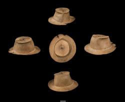 5th Century - Pitt Rivers Museum - Hat