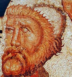 5th Century - La Olmeda - Odysseus revea