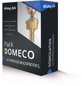DOMICILIATION │Pack DOMECO