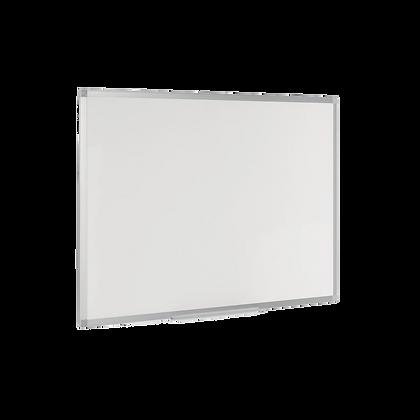 Tableau blanc laqué magnétique - 90 x 120 cm | STAPLES