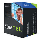 DOMICILIATION + TELEPHONY │ DOMTEL Pack