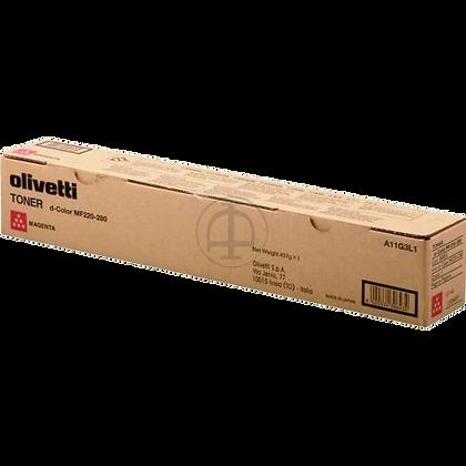 Toner Olivetti copieur MF220 280 Majenta | COMPREDIA