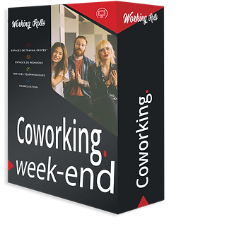 COWORKING │ Evening & weekend
