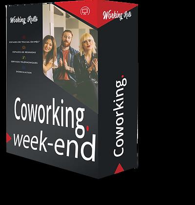 COWORKING │ Evening & weekend