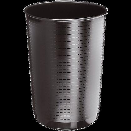 Corbeille géante CEP - 40 L - Noir | STAPLES