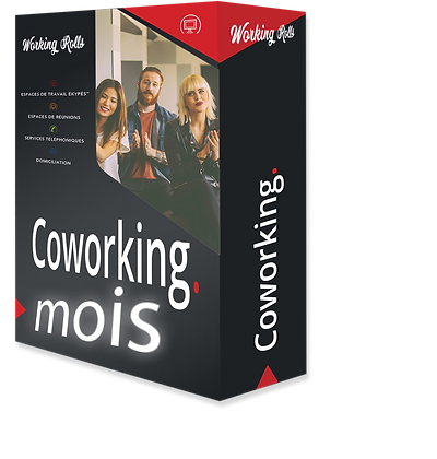 COWORKING  │ 1 month
