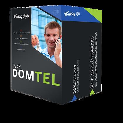 DOMICILIACIÓN en PERTUIS sin redireccionamiento + TELEFONÍA | Domtel