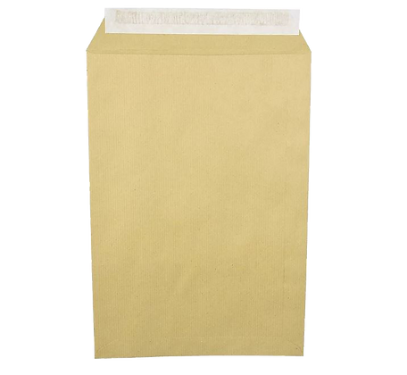 Lot de 250 enveloppe C4 kraft sans fenêtre (229 x 324 mm) │ STAPLES